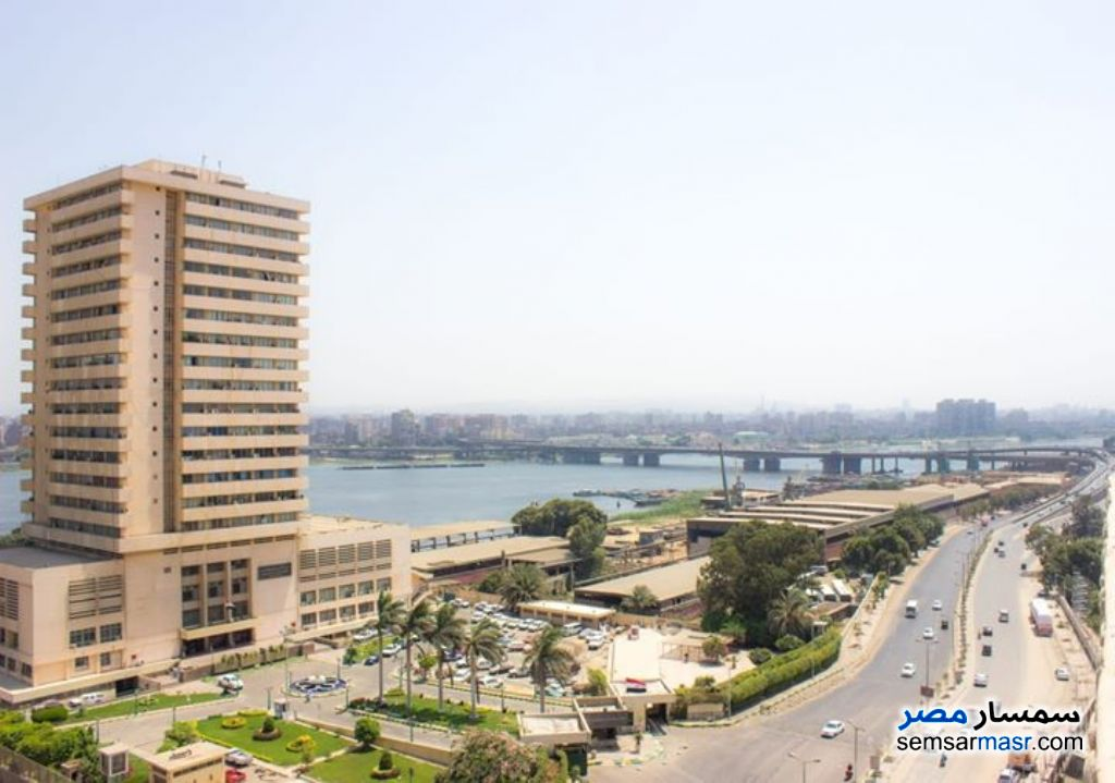 Photo 1 - Apartment 3 bedrooms 1 bath 210 sqm semi finished For Sale Warraq Giza