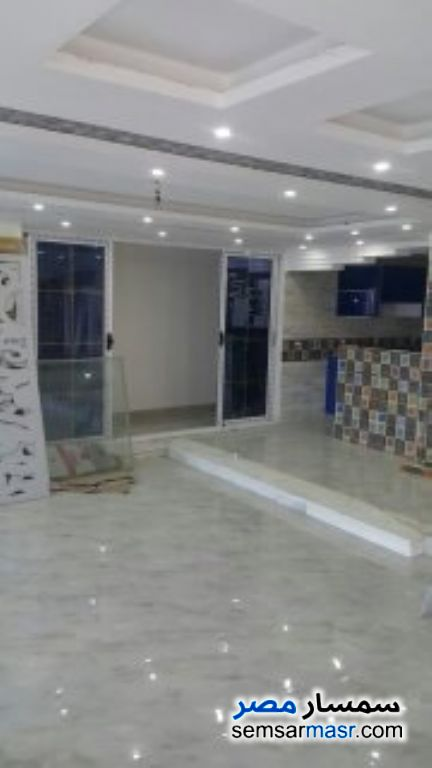 Photo 15 - Apartment 3 bedrooms 1 bath 210 sqm semi finished For Sale Warraq Giza