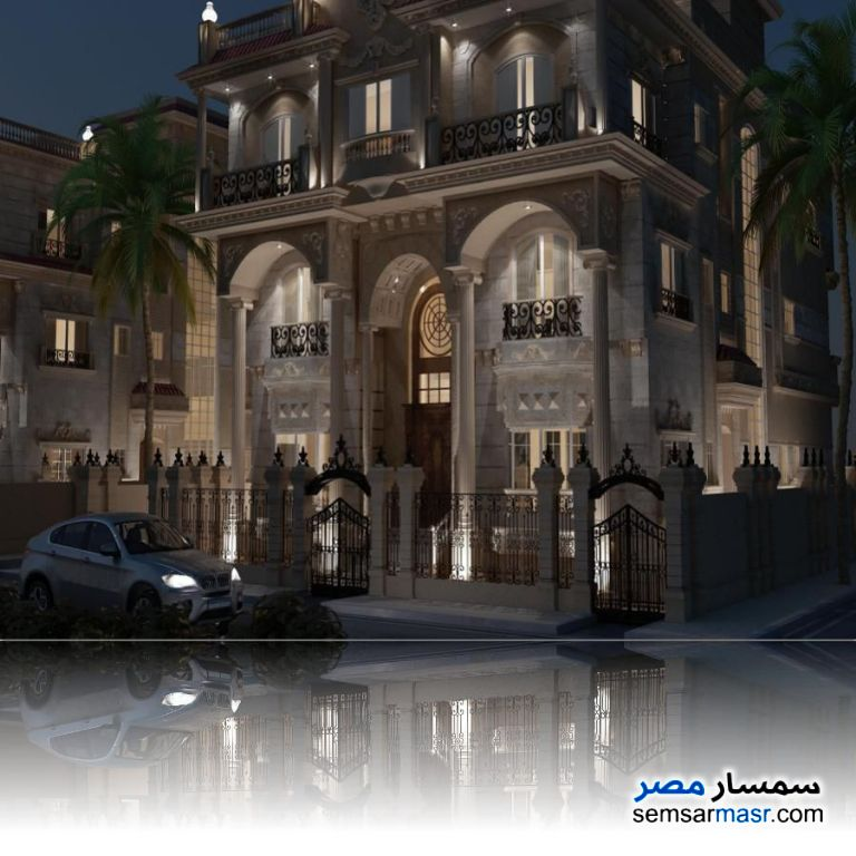 Photo 1 - Apartment 3 bedrooms 3 baths 220 sqm semi finished For Sale First Settlement Cairo