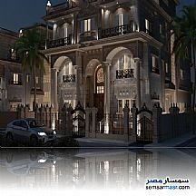 Ad Photo: Apartment 3 bedrooms 3 baths 220 sqm semi finished in First Settlement  Cairo