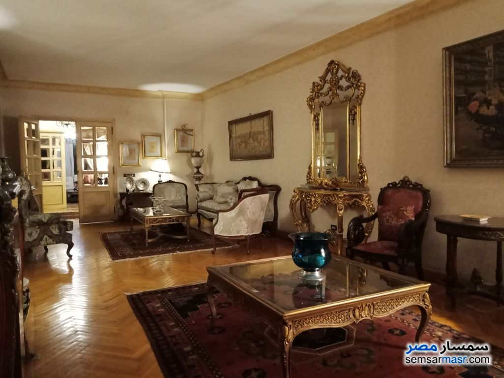 Photo 2 - Apartment 3 bedrooms 3 baths 230 sqm super lux For Sale Dokki Giza