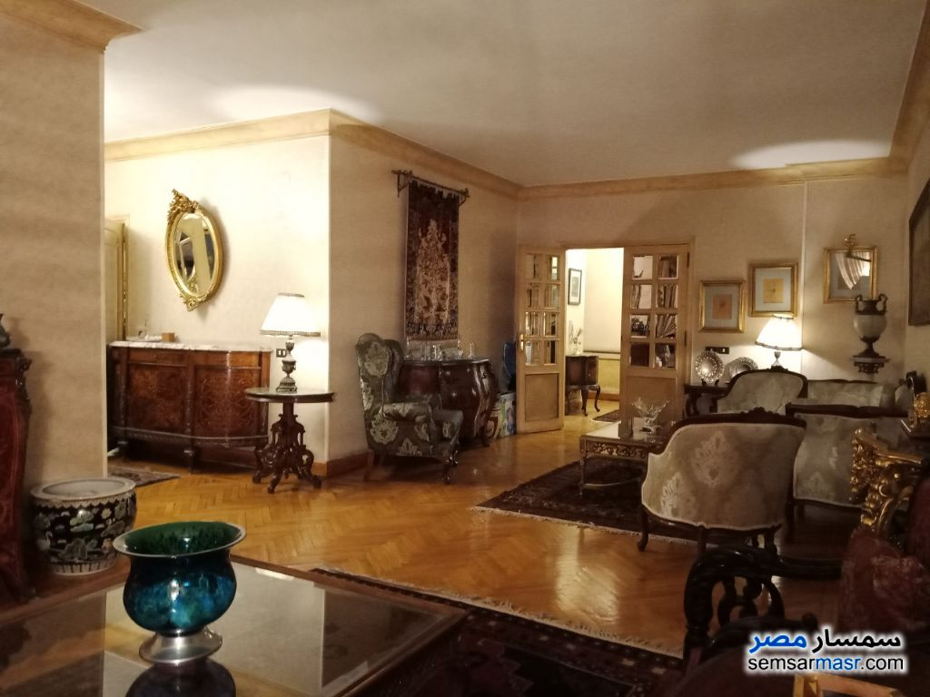 Photo 3 - Apartment 3 bedrooms 3 baths 230 sqm super lux For Sale Dokki Giza