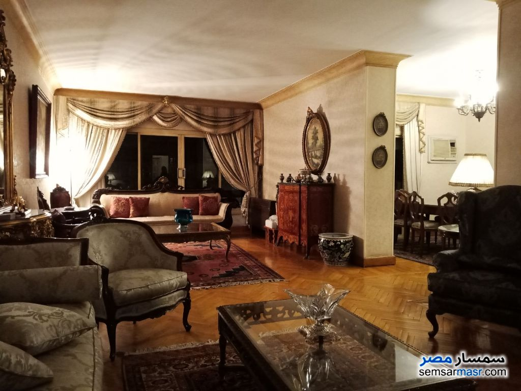 Photo 13 - Apartment 3 bedrooms 3 baths 230 sqm super lux For Sale Dokki Giza