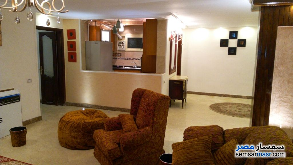 Photo 10 - Apartment 3 bedrooms 2 baths 230 sqm extra super lux For Sale Mohandessin Giza