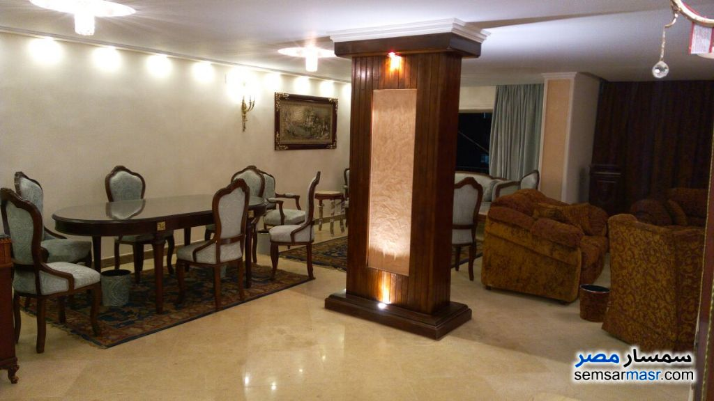 Photo 11 - Apartment 3 bedrooms 2 baths 230 sqm extra super lux For Sale Mohandessin Giza