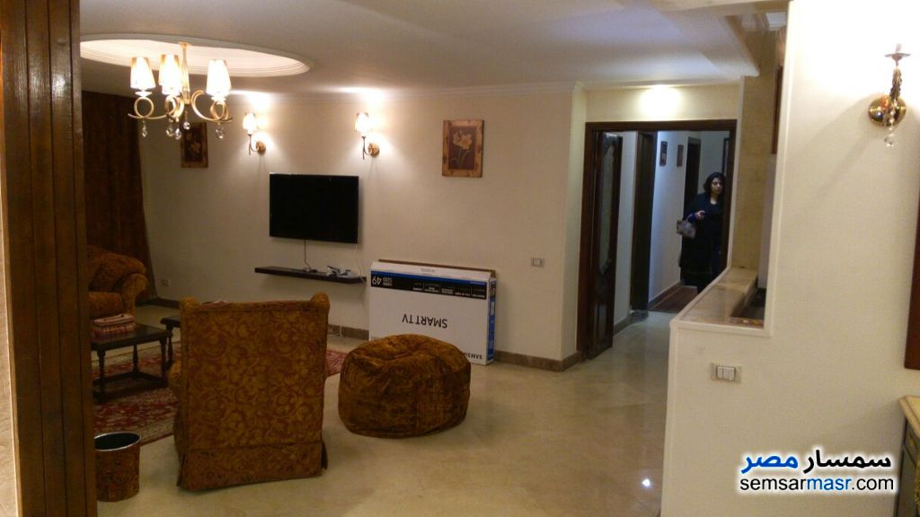 Photo 14 - Apartment 3 bedrooms 2 baths 230 sqm extra super lux For Sale Mohandessin Giza
