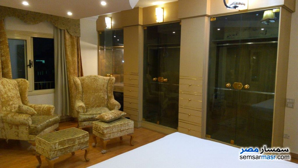 Photo 7 - Apartment 3 bedrooms 2 baths 230 sqm extra super lux For Sale Mohandessin Giza