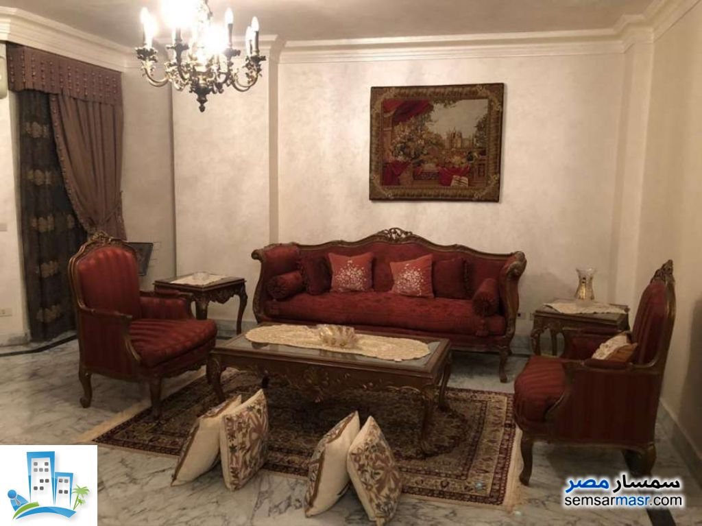 Photo 3 - Apartment 3 bedrooms 3 baths 230 sqm super lux For Sale Nasr City Cairo