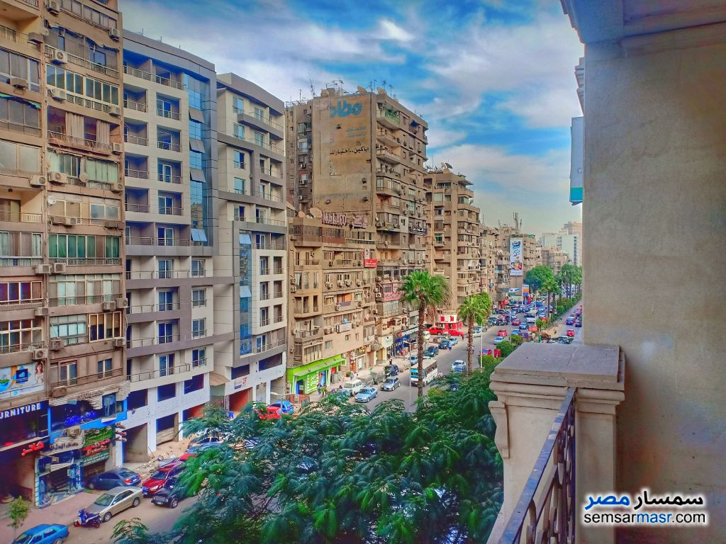 Photo 3 - Apartment 3 bedrooms 3 baths 240 sqm semi finished For Sale Mohandessin Giza