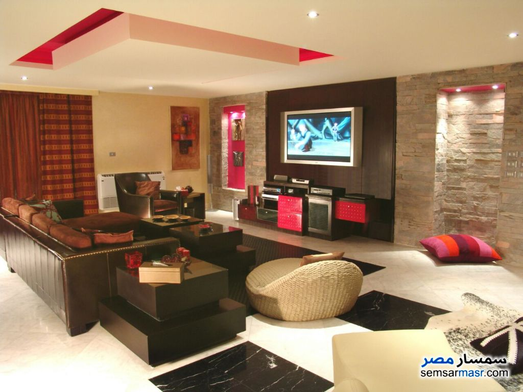 Photo 1 - Apartment 4 bedrooms 3 baths 345 sqm super lux For Sale Maadi Cairo