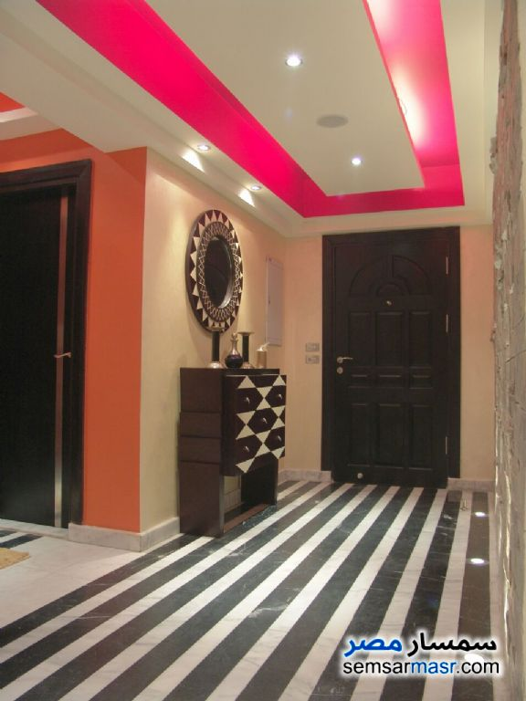 Photo 14 - Apartment 4 bedrooms 3 baths 345 sqm super lux For Sale Maadi Cairo