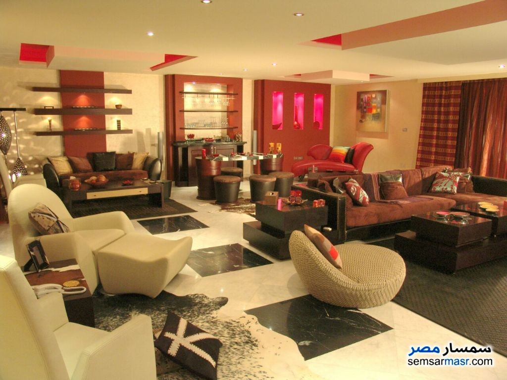 Photo 15 - Apartment 4 bedrooms 3 baths 345 sqm super lux For Sale Maadi Cairo