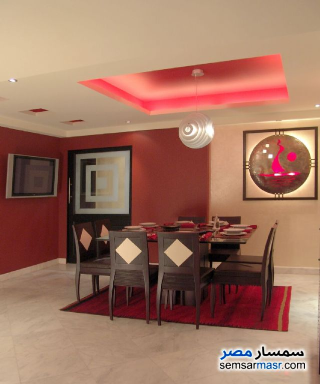 Photo 16 - Apartment 4 bedrooms 3 baths 345 sqm super lux For Sale Maadi Cairo