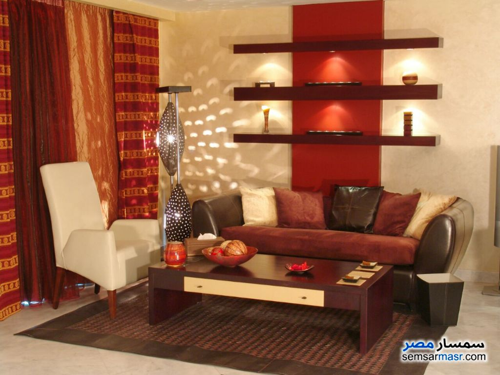 Photo 17 - Apartment 4 bedrooms 3 baths 345 sqm super lux For Sale Maadi Cairo