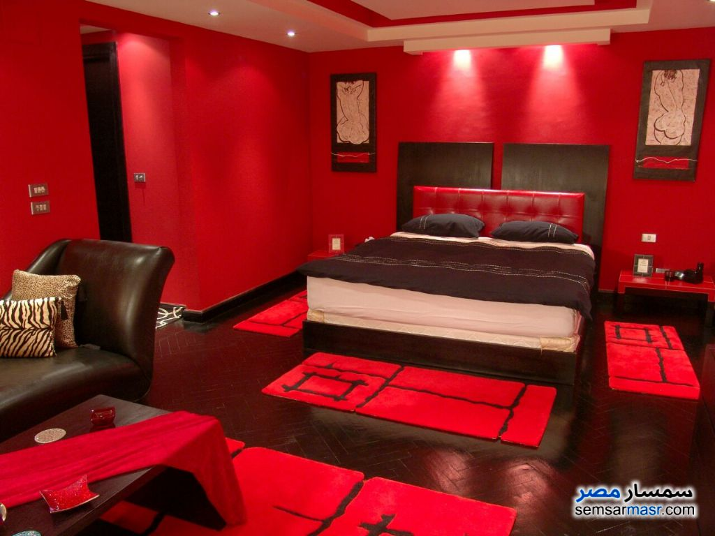 Photo 7 - Apartment 4 bedrooms 3 baths 345 sqm super lux For Sale Maadi Cairo