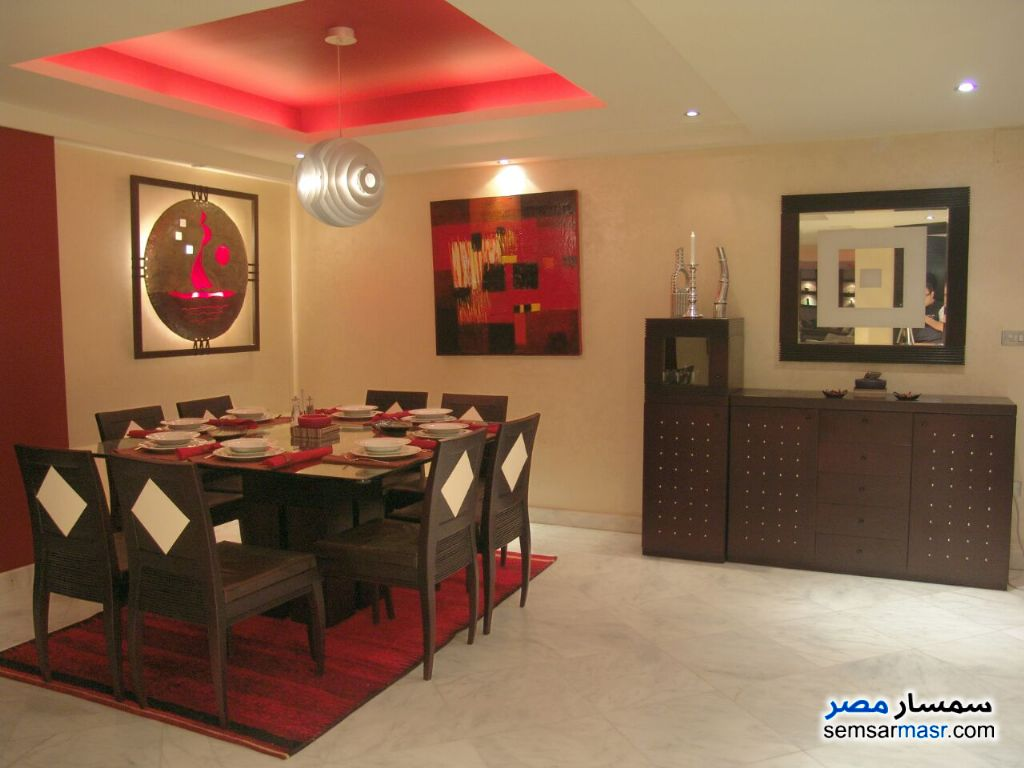 Photo 6 - Apartment 4 bedrooms 3 baths 345 sqm super lux For Sale Maadi Cairo