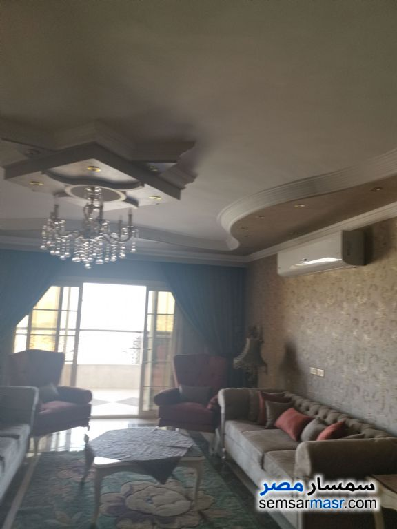 Photo 4 - Apartment 6 bedrooms 5 baths 500 sqm extra super lux For Sale Old Cairo Cairo
