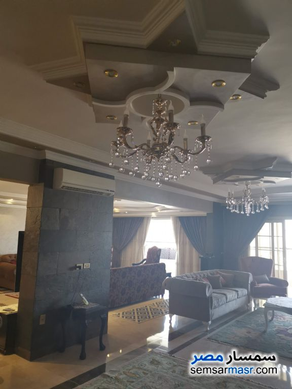 Photo 5 - Apartment 6 bedrooms 5 baths 500 sqm extra super lux For Sale Old Cairo Cairo