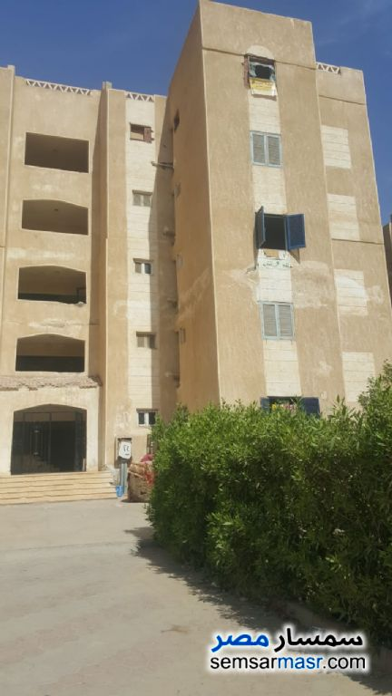 Photo 4 - Apartment 2 bedrooms 1 bath 63 sqm semi finished For Sale October Gardens 6th of October