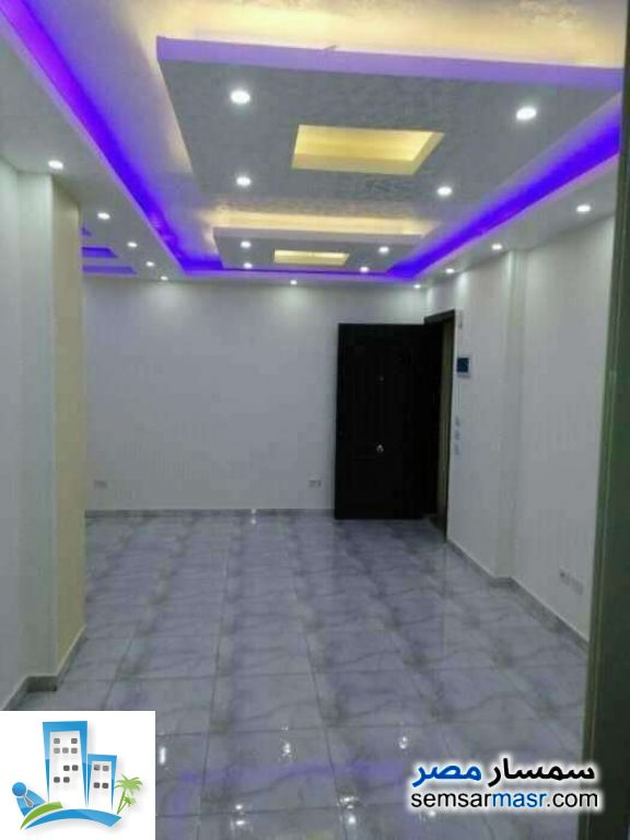 Apartment 2 bedrooms 1 bath 80 sqm super lux For Sale Ashgar City 6th of October - 4