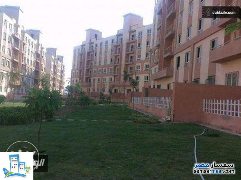 Ad Photo: Apartment 2 bedrooms 1 bath 80 sqm in Ashgar City  6th of October