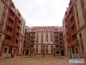 Ad Photo: Apartment 2 bedrooms 1 bath 80 sqm semi finished in Districts  6th of October