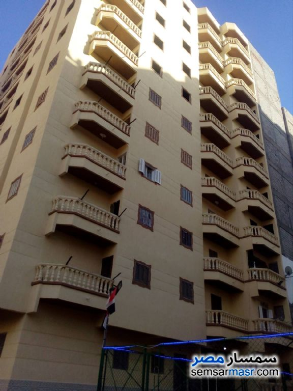 Photo 1 - Apartment 3 bedrooms 1 bath 110 sqm without finish For Sale Agami Alexandira