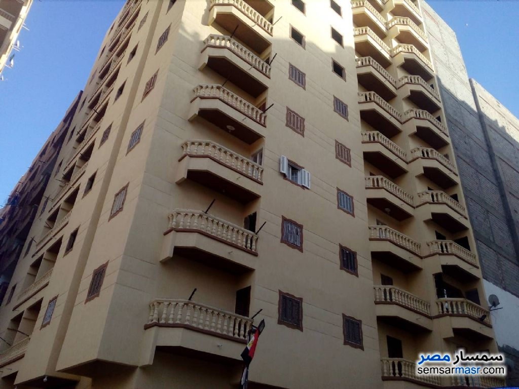Photo 2 - Apartment 3 bedrooms 1 bath 110 sqm without finish For Sale Agami Alexandira