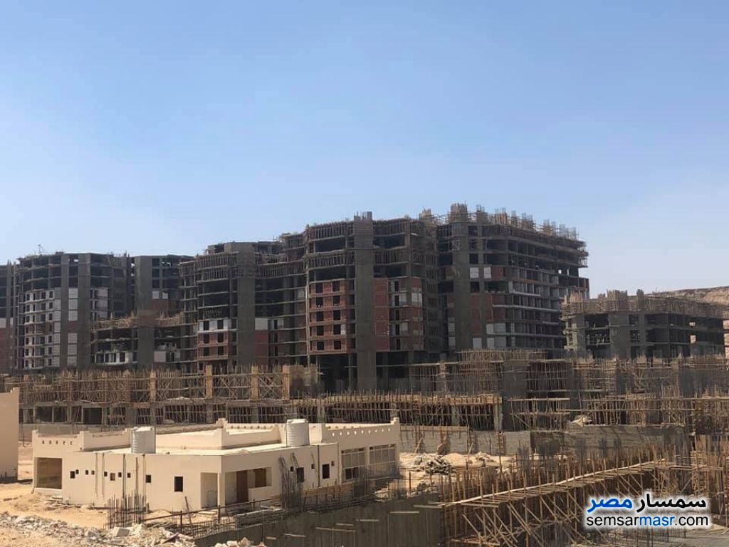 Photo 2 - Apartment 2 bedrooms 2 baths 94 sqm semi finished For Sale Nasr City Cairo