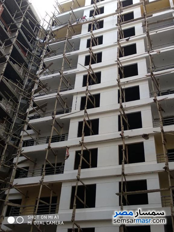 Photo 10 - Apartment 2 bedrooms 2 baths 94 sqm semi finished For Sale Nasr City Cairo