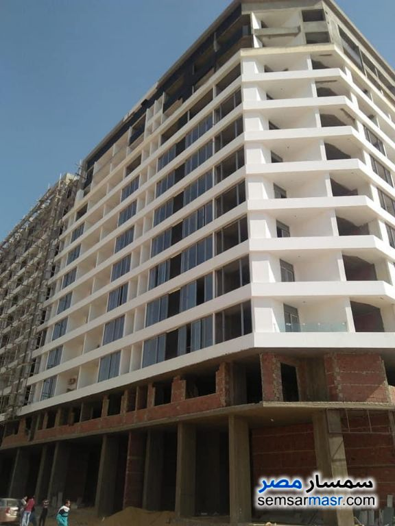 Photo 18 - Apartment 2 bedrooms 2 baths 94 sqm semi finished For Sale Nasr City Cairo