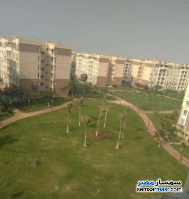 Photo 1 - Apartment 2 bedrooms 2 baths 96 sqm without finish For Sale Madinaty Cairo