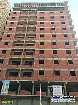 Ad Photo: Apartment 2 bedrooms 1 bath 115 sqm without finish in Hadayek Helwan  Cairo