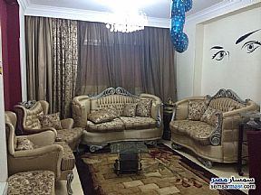 Ad Photo: Apartment 3 bedrooms 1 bath 130 sqm super lux in El Sayeda Zainab  Cairo