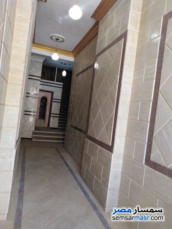 Photo 2 - Apartment 2 bedrooms 1 bath 135 sqm without finish For Sale Al Salam City Cairo