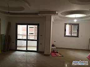 Ad Photo: Apartment 3 bedrooms 2 baths 151 sqm extra super lux in al salam city Cairo