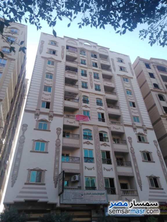 Photo 1 - Apartment 3 bedrooms 2 baths 175 sqm without finish For Sale Al Salam City Cairo