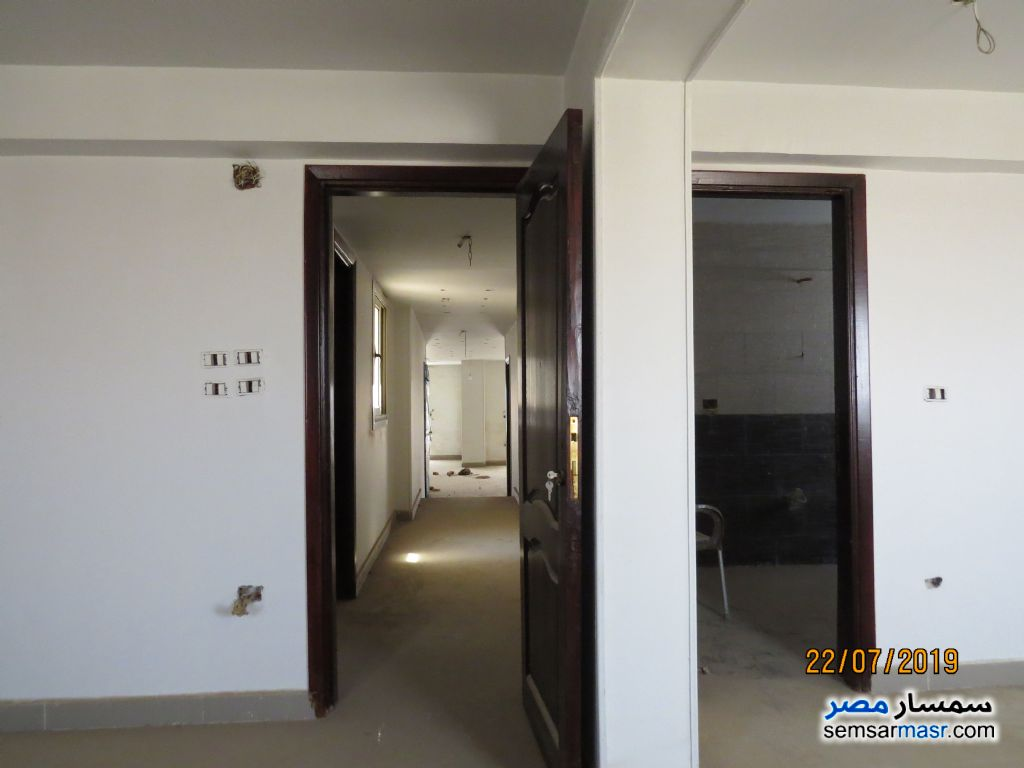 Photo 7 - Apartment 2 bedrooms 2 baths 200 sqm extra super lux For Sale Nasr City Cairo