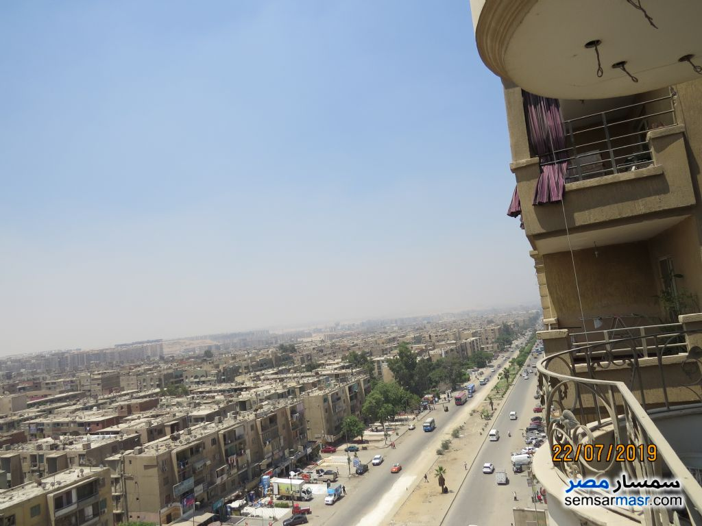 Photo 1 - Apartment 2 bedrooms 2 baths 200 sqm extra super lux For Sale Nasr City Cairo