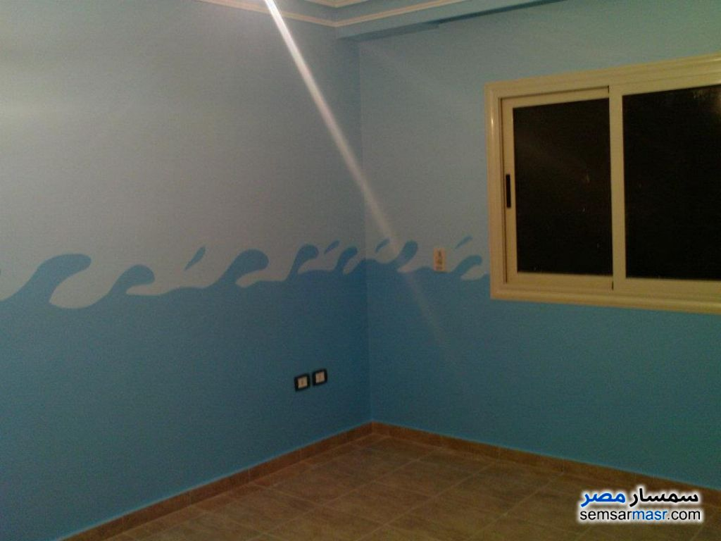 Photo 1 - 1 bedroom 1 bath 75 sqm lux For Rent Ismailia City Ismailia