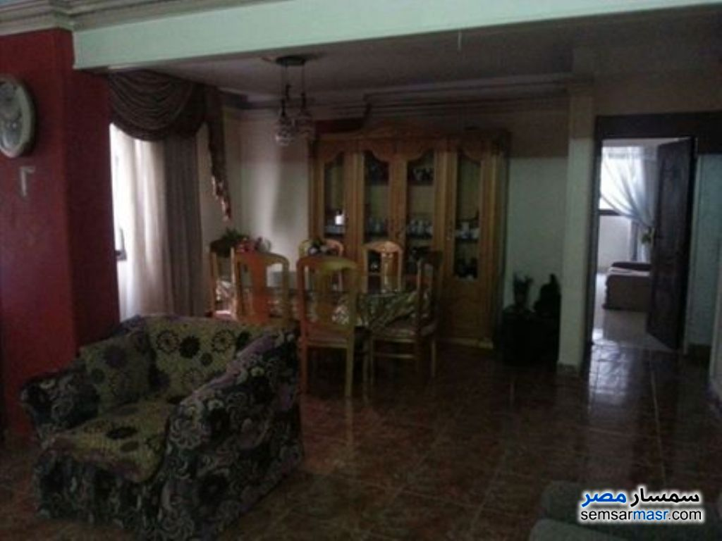 Photo 1 - Apartment 2 bedrooms 1 bath 120 sqm super lux For Sale Sheraton Cairo