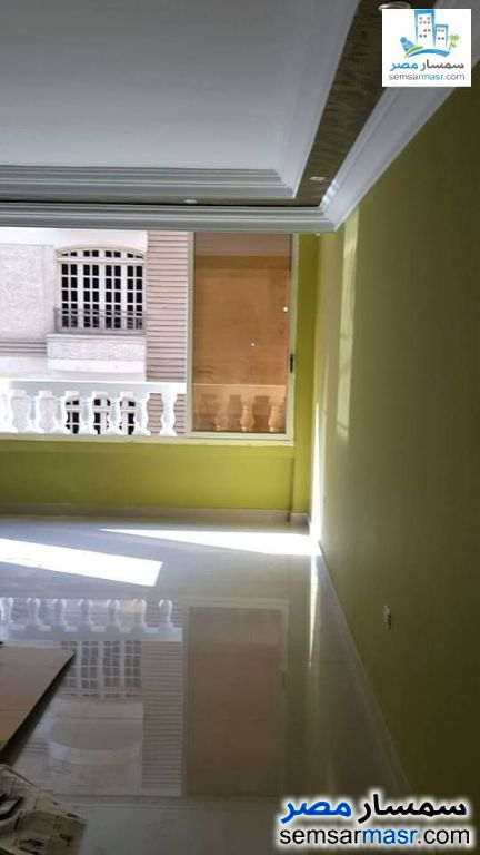 Photo 3 - Apartment 3 bedrooms 2 baths 140 sqm extra super lux For Sale New Nozha Cairo