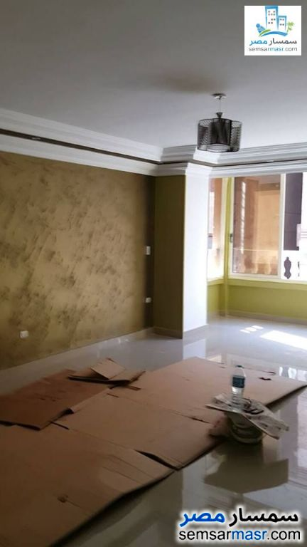 Photo 4 - Apartment 3 bedrooms 2 baths 140 sqm extra super lux For Sale New Nozha Cairo