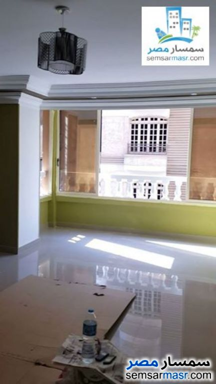 Photo 1 - Apartment 3 bedrooms 2 baths 140 sqm extra super lux For Sale New Nozha Cairo