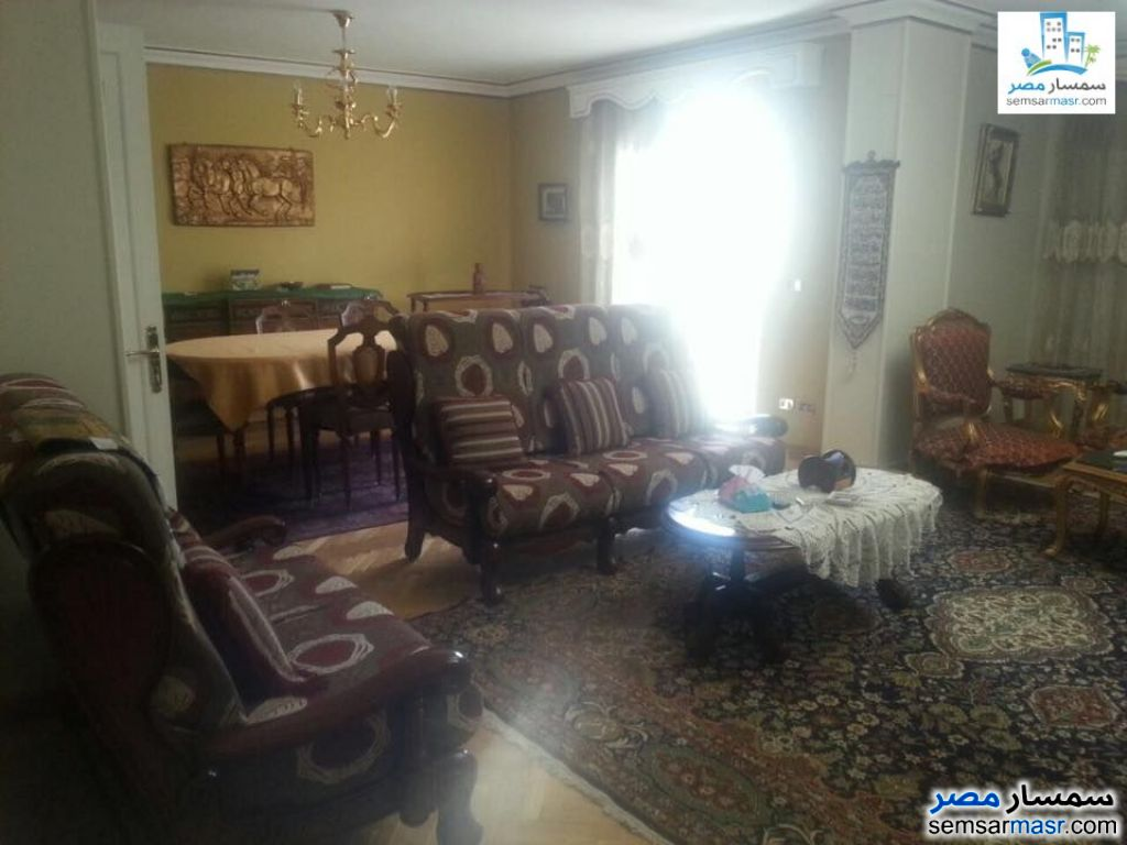 Photo 3 - 3 bedrooms 2 baths 150 sqm super lux For Rent Sheraton Cairo