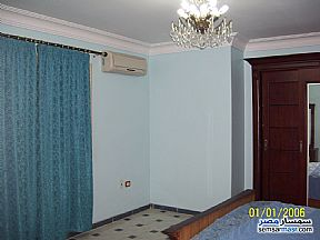 Apartment 3 bedrooms 2 baths 160 sqm super lux For Rent Mohandessin Giza - 5