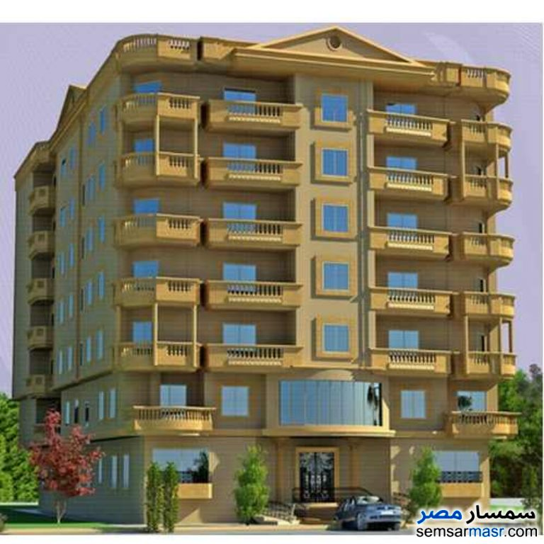 Photo 1 - 3 bedrooms 2 baths 120 sqm semi finished For Sale Hadayek Al Ahram Giza