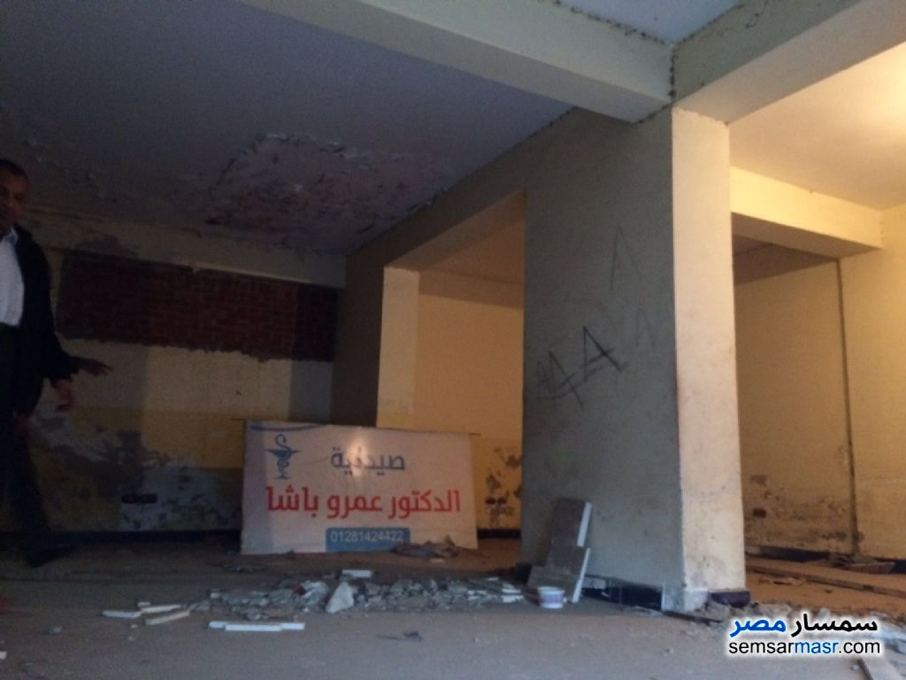 Photo 1 - Commercial 40 sqm For Sale Mohandessin Giza