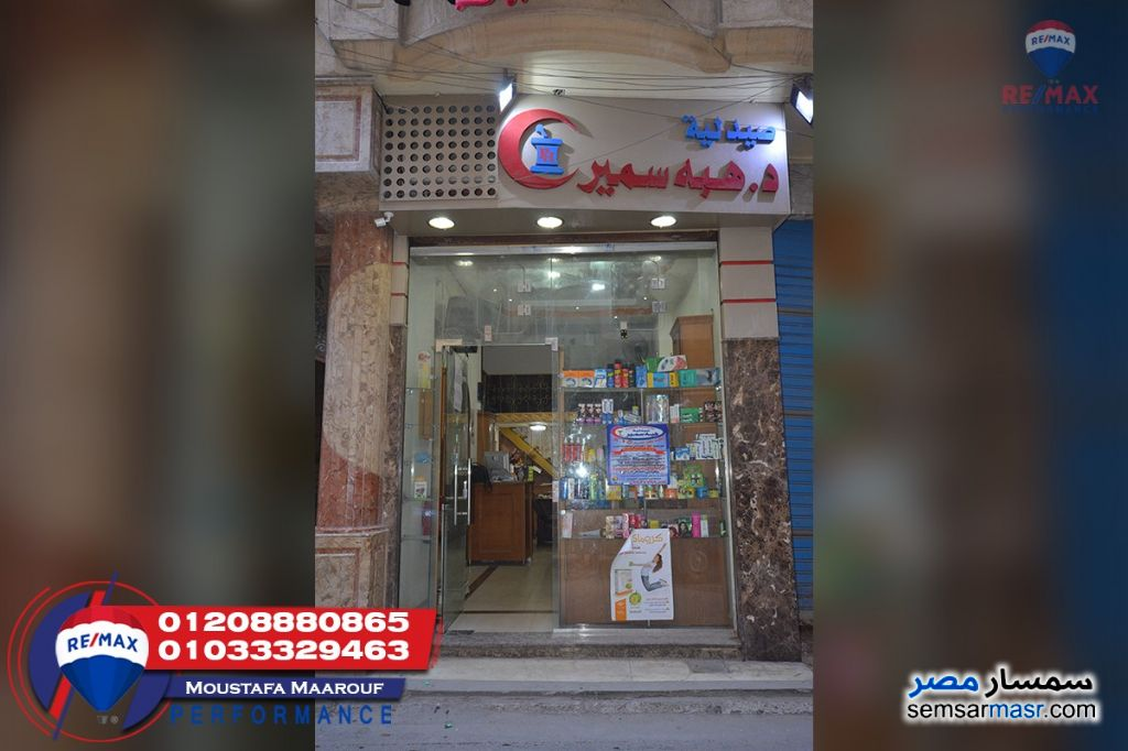 Ad Photo: Commercial 26 sqm in Moharam Bik  Alexandira