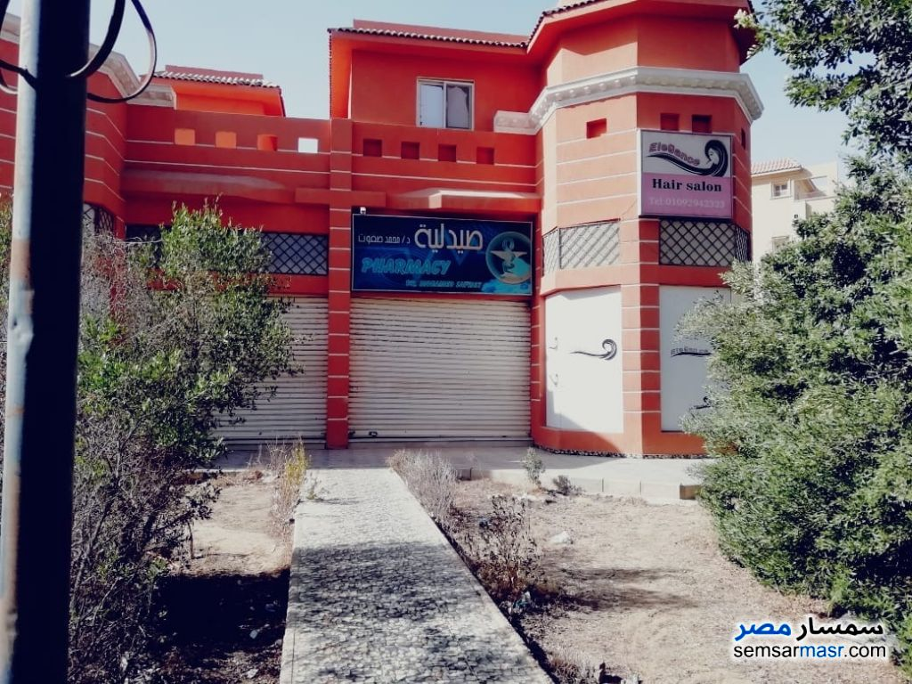 Photo 1 - Land 300 sqm For Sale West Somid 6th of October